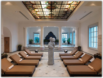 Aventura Spa Palace - Relaxing Area